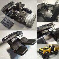 1:10 RC Car Body Interior Set Per Range Rover Traxxas TRX4 Axial SCX10 I II Auto