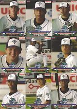 2006 Vermont Lake Monsters St. Charles Illinois Right Hand Pitcher RUDY GARZA