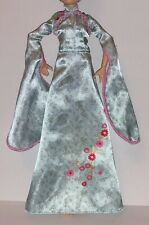 Harry Potter Yule Ball Cho Chang Doll Outfit Asian Kimono Evening Gown Dress NEW