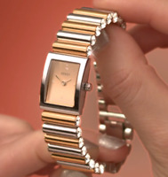 "Seksy Edge 2867 Swarovski Crystals TV Advert  ""Time Worth Gifting""  2 Year Guar"