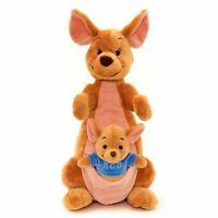 NEW Disney Kanga Plush Toy Medium 13'' - Winnie the Pooh Kangaroo Stuffed Animal