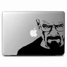 "Multiple Color Breaking Bad Angry Walter White Decal Sticker for 13"" 15"" Macbook"