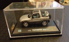 Hongwell Cararama 1/72 Scale Toyota Rav 4 - Silver NEW & BOXED