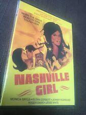 NASHVILLE GIRL DVD  (US IMPORT) FREE UK POST