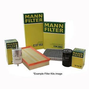 MANN-FILTERAir Oil Cabin Fuel Filters RAPKIT346 fits BMW 4 Series F32, F82