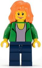Lego Mini Figure Spider-Man Mary Jane 2 mint