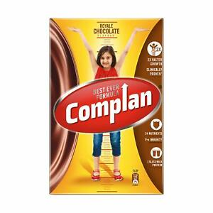Nutrition and Health Drink From Complan (1kg Carton) -Royale Chocolate Flavour
