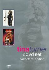 Tina Turner : Celebrate! &  Live in Rio '88 - Collector's Edition (2 DVD)