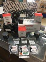 1998-2001 Yamaha SRX700, Mountain 700 Wiseco Top End Kit, Pistons, Gaskets, STD