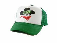 Skoal Bandit chewing tobacco Trucker Hat snapback hat green one size fits most