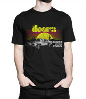 The Doors Riders On The Storm T-Shirt, Vintage Rock Tee, Men's All Sizes