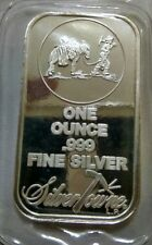 Willie: Silverstone Minting 1oz Silver bar