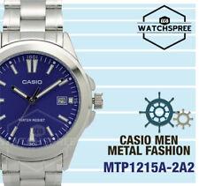 Casio Classic Series Men's Analog Watch MTP1215A-2A2