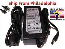 US 5V 10A Power supply AC to DC Adapter for WS2811 WS2801 HL8806 LED StringLight