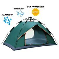 1 Minute Easy Setup Pop Up Tent Sun Shelter UV Protection for Camping Beach
