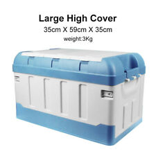 multi-function folding box,blue,Large high cover