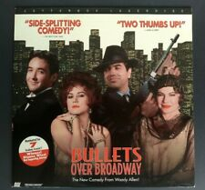 LASERDISC Bullets over Broadway - Woody Allan