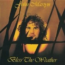"""John Martyn """"Bless the weather"""" CD NUOVO"""