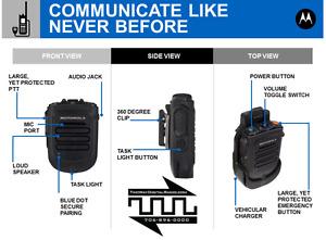 RLN6554A Motorola OEM APX Wireless RSM APX6000 APX7000 APX8000 New!  IN STOCK