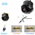 Waterproof Car Rear View CCD vision Front Forward/Backup Side Parking Camera HD
