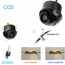Waterproof Car Rear View CCD  vision Front Forward/Backup Side Parking Camera HD