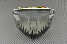 Tail light Faro Fanale posteriore oscurato per SUZUKI SV 650 2016