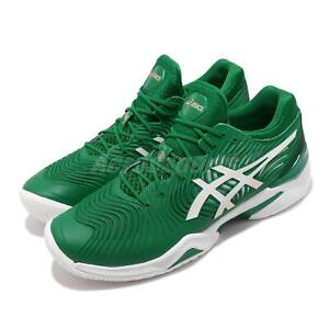 Asics Court FF Novak Djokovic Australian Open Green Men Tennis Shoe 1041A089-301