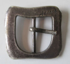 Vintage Silver Colored Woman's Belt Buckle - Addore Made In U.S.A. - Vtg. Rare