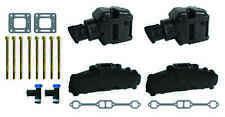 "Mercruiser 305 5.0 350 5.7 MPI V8 GLM Exhaust Manifold 4"" Riser Elbow Kit SKI"
