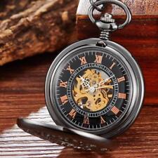 Eastern Dragon Full Hunter Pocket Watch Pocket Watches optional Engraving