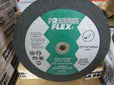 """Premium Flex 12""""x 1/8""""x 20mm Cutting Blade-10 pcs."""
