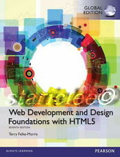 Web Development and Design Foundations with HTML5 Global Edition 7E Felke-Morris