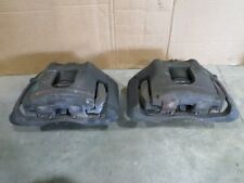 "Oem Audi Allroad Lh Rh Front Brake Calipers 320Mm . 12.598"" Rotor *Tested*"