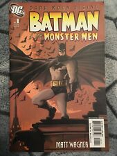 Batman and the Monster Men #1 2006  VF
