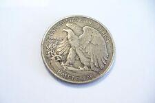 ANCIENNE  MONNAIE   USA  HALF DOLLAR  ARGENT 1943  -