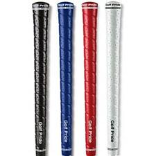 Golf Pride Tour Wrap 2G Golf Grips (Standard) Black, Blue, Red & White