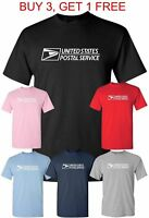 USPS T-Shirt Postal Service Tee post Office T shirt