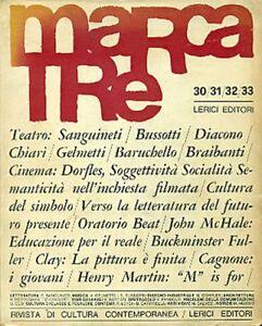 Marcatre 30-31-32-33. Luglio 1967
