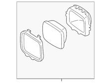 Genuine GM Headlamp Assembly 25949657