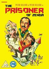 The Prisoner of Zenda (DVD) Peter Sellers, Lynne Frederick, Lionel Jeffries