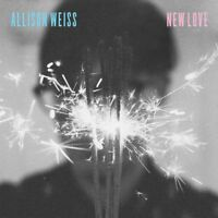 ALLISON WEISS - NEW LOVE  VINYL LP NEU