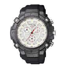Q&Q by Citizen DG12J002Y ATTRACTIVE Chronograph Black Mens Watch $129 GREAT GIFT