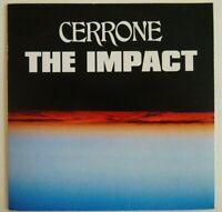 CERRONE : THE IMPACT (french promo)  ♦ RARE CD SINGLE 2020 /19 ♦