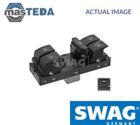 SWAG DRIVER SIDE WINDOW LIFT SWITCH BUTTON 30 93 7489 G NEW OE REPLACEMENT