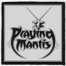 PRAYING MANTIS PATCH / SPEED-THRASH-BLACK-DEATH METAL