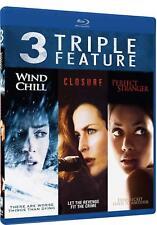 Wind Chill / Closure / Perfect Stranger Blu-ray Triple Feature