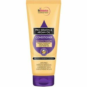 StBotanica Pro Keratin & Argan Oil Smooth Therapy Conditioner, - 200 ml
