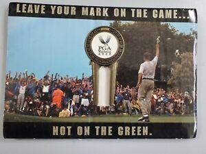 NEW 2000 PGA Championship Titleist Divot Tool & Titleist Ball Mark Set OEM VTG