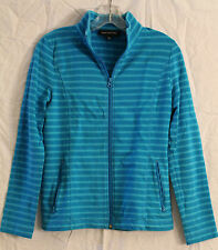 Jones New York Full-Zip Lightweight Sweatshirt - Size Small