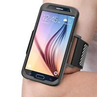 Galaxy S6 Armband, SUPCASE Easy Fitting Sport Running Armband